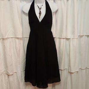 Vintage J.Crew Halter Top Dress